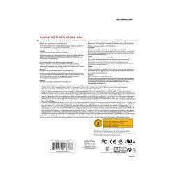 SanDisk SSD Plus 480GB tvrdi disk (SDSSDA-480G-G26)