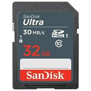 SanDisk Ultra SDHC 32GB 30MB/s Class 10 SDSDL-032G-G35 Memorijska kartica
