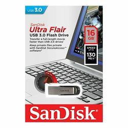 SanDisk usb STICK SDCZ73-016G-G46 Ultra Flair USB 3.0.16GB