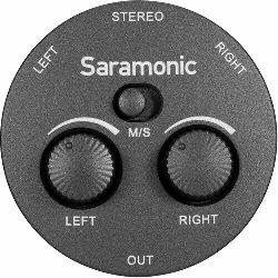 Saramonic AX1 2-CH 3.5mm audio adapter