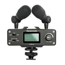 Saramonic CaMixer Audio Interface adapter for DSLR