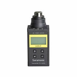 Saramonic UwMic9-TX-XLR9 Plug-on transmitter with XLR audio input odašiljač