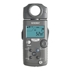 Sekonic C-500 Prodigi Color incl. Bag