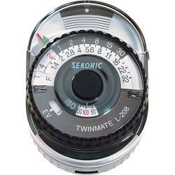 Sekonic L-208 Twinmate svijetlomjer Twin Mate Analog Incident and Reflected Light Meter