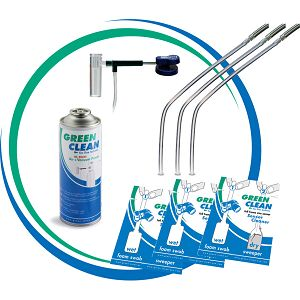Green Clean Sensor Cleaning KIT - full frame size + 1 Silky Wipe 25x25 cm SC-4000