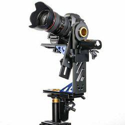 Sevenoak Panoramic Head SK-ECH04 with Motor 3D 3-osna motorizirana nodal panoramska fotografska glava za sferne panorame