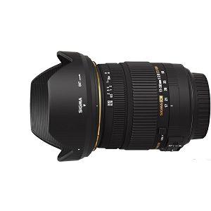 Sigma 10-20mm f/3.5 EX DC HSM ultra širokokutni objektiv za Pentax 10-20/3,5 10-20 F3,5 F3.5 3.5 autofocus wide angle zoom lens (202961)