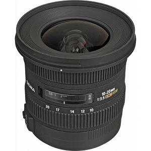 Sigma 10-20mm f/3.5 EX DC HSM ultra širokokutni objektiv za Sony Alpha A-mount 10-20/3,5 10-20 F3,5 F3.5 3.5 autofocus wide angle zoom lens (202962)