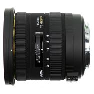 Sigma 10-20mm f/3.5 EX DC HSM ultra širokokutni objektiv za Canon EF-S 10-20/3,5 10-20 F3,5 F3.5 3.5 autofocus wide angle zoom lens (202954)