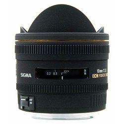 Sigma 10mm f/2.8 EX DC HSM Fisheye objektiv za Sigma fish-eye lens 10 F2.8 f/2,8 2,8 (477956)