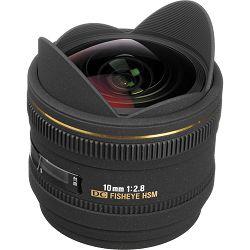 Sigma 10mm f/2.8 EX DC HSM Fisheye objektiv za Sony A-mount fish-eye lens 10 F2.8 f/2,8 2,8 (477962)