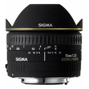 Sigma 15/2,8 DG EX Dia-Fisheye Pentax