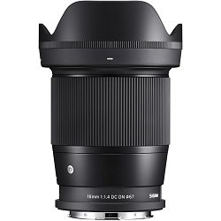 Sigma 16mm f/1.4 DC DN Contemporary objektiv za Panasonic Leica L-mount APS-C