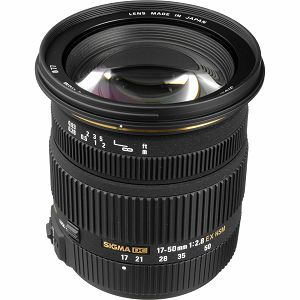 Sigma 17-50 2,8 EX DC OS HSM objektiv za Sony A-mount 17-50mm 2.8 F2.8 F/2.8