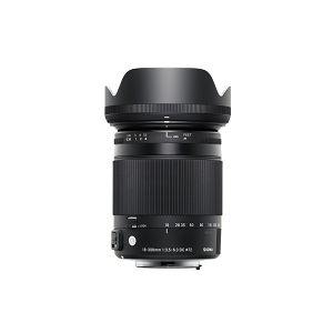 Sigma 18-300mm f/3.5-6.3 OS HSM DC Macro objektiv za Canon 18-300/3.5-6.3 18-300 F/3.5-6.3