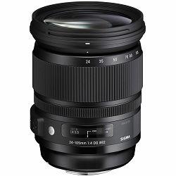 Sigma 24-105mm f/4 DG OS HSM ART standardni objektiv za Nikon F 24-105/4.0 24-105 F4 Zoom Lens