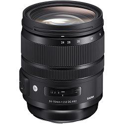 Sigma 24-70mm f/2.8 DG OS HSM Art standardni zoom objektiv za Nikon FX (576955)