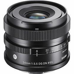 Sigma 24mm f/3.5 DG DN Contemporary objektiv za Panasonic Leica L-mount