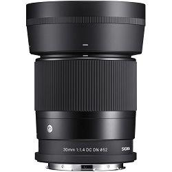 Sigma 30mm f/1.4 DC DN Contemporary objektiv za Panasonic Leica L-mount APS-C