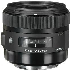 Sigma 30mm f/1.4 DC HSM ART objektiv za Canon EF-S