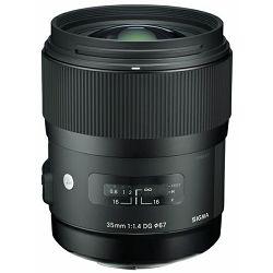 Sigma 35mm 1.4 DG HSM ART objektiv za Pentax