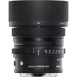 Sigma 35mm f/2 DG DN Contemporary objektiv za Sony FE E-mount