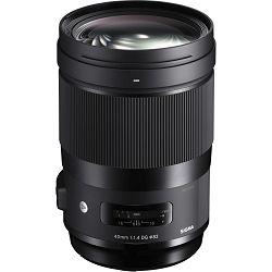 Sigma 40mm f/1.4 DG HSM ART objektiv za Panasonic Leica L-mount