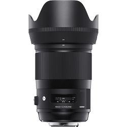 Sigma 40mm f/1.4 DG HSM ART objektiv za Sigma SA (332956)