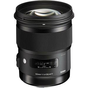 Sigma 50/1.4 DG HSM Art za Nikon 50mm 1.4 ART 50 F/1.4