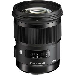 Sigma 50/1.4 DG HSM Art za Sony A-mount 50mm 1.4 F1.4 ART 50 F/1.4 - CASHBACK