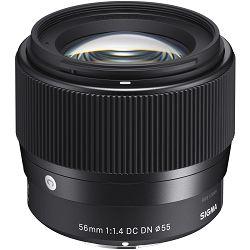 Sigma 56mm f/1.4 DC DN Contemporary objektiv za Olympus Panasonic MFT micro4/3
