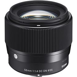 Sigma 56mm f/1.4 DC DN Contemporary objektiv za Sony E-mount 56 1.4 F1.4 (351965)