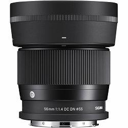 Sigma 56mm f/1.4 DC DN Contemporary objektiv za Panasonic Leica L-mount APS-C