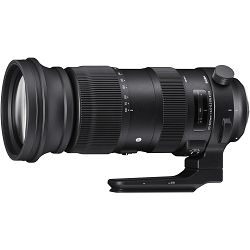 Sigma 60-600mm f/4.5-6.3 DG OS HSM Sport AF telefoto objektiv za Sigma SA (SI730-956)