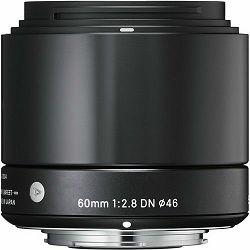 Sigma 60mm/2.8 EX DN Micro ART Sony E-mount Black objektiv 60mm 2.8 F2.8 za mirrorless fotoaparate