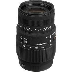 Sigma 70-300mm f/4-5.6 DG Macro telefoto objektiv za Sony A-mount 70-300 F4-5.6 F/4,0-5,6 70-300/4-5,6