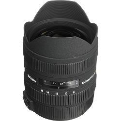Sigma 8-16/4,5-5,6 DC HSM Sony A-mount ultra širokokutni objektiv 8-16mm f/4.5-5.6 Ultra-Wide Zoom Lens 8-16 4.5-5.6
