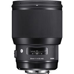 Sigma 85mm f/1.4 DG HSM Art Canon portretni telefoto objektiv 85 1.4