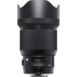 Sigma 85mm f/1.4 DG HSM Art Nikon portretni telefoto objektiv 85 1.4