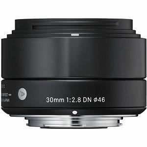 Sigma 30mm f/2.8 DN ART Black crni objektiv za Olympus Panasonic MFT micro4/3