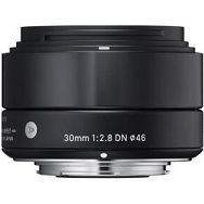 Sigma 30mm f/2.8 DN ART Black crni objektiv za Sony E-mount 30 2.8 30/2,8 (33B965)