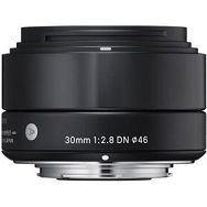 Sigma 30mm f/2.8 DN ART Black crni objektiv za Sony E-mount 30 2.8 30/2,8 (33B965)