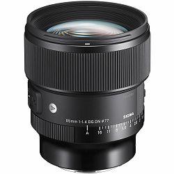 Sigma AF 85mm f/1.4 DG DN Art portretni telefoto objektiv za Panasonic Leica L-mount (322969)