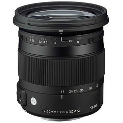 Sigma 17-70mm f/2.8-4 DC OS HSM Macro Contemporary standardni zoom objektiv za Sony A-mount 17-70 F2.8-4.0 17-70/2,8-4,0 2,8-4 (884962)