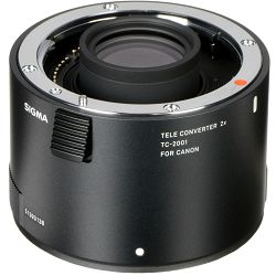 Sigma TC-2001 2x Telekonverter za Canon EF i EF-S objektive Teleconverter (870954)