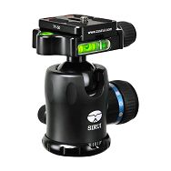 Sirui K-10X Hydro Ball head 20kg nosivost ballhead up to 20kg with TY-50