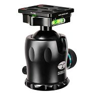 Sirui K-40X Hydro Ball head 35kg nosivost glava stativa K40X ballhead up to 35kg with TY-70S