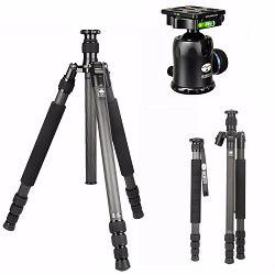 Sirui N-3204X + K-30X komplet karbonski stativ stalak i kuglasta glava za fotoaparat Carbon Fiber Tripod with Ball Head Ein/Dreibeinstativ Carbon mit Kopf K-30X + monopod
