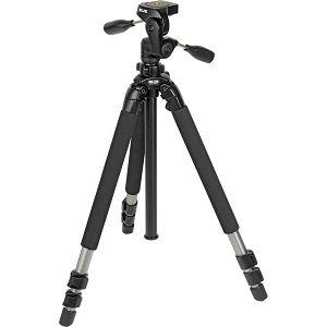 Slik Pro 700 DX stativ + 3-way panoramska glava ( Tripod with 3-Way Pan/Tilt Head ) 6,8kg