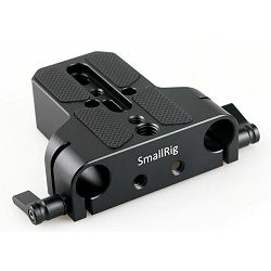 SmallRig Baseplate with Dual 15mm Rod Clamp (1674) za U-base video rig
